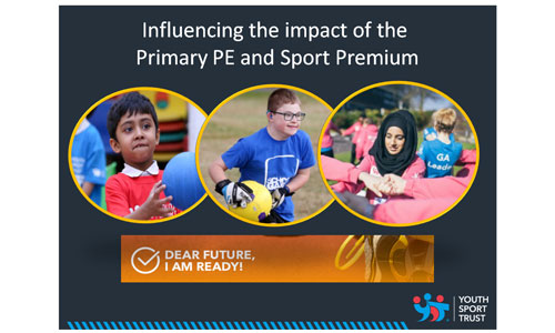 Influencing the impact of the  Primary PE and Sport Premium