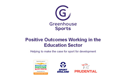 Positive Outcomes Working in the Education Sector
