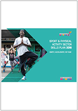Sport and Physical Activity Sector Skills Plan 2016