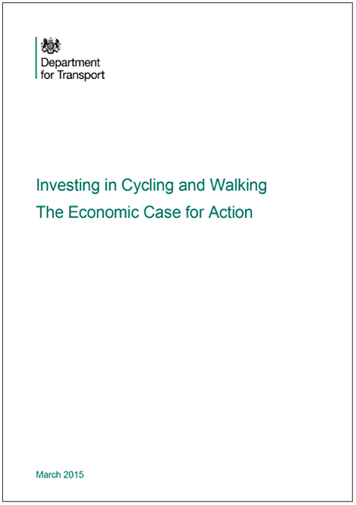 Investing in Cycling and Walking. The Economic Case for Action