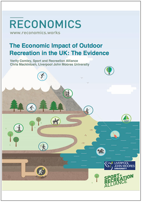 Reconomics - The Economic Impact of Outdoor Recreation in the UK: The Evidence