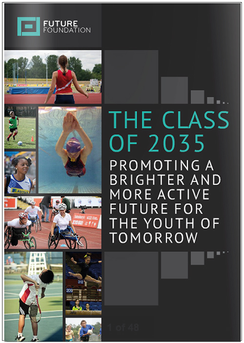 Youth Sport Trust - The Class of 2035